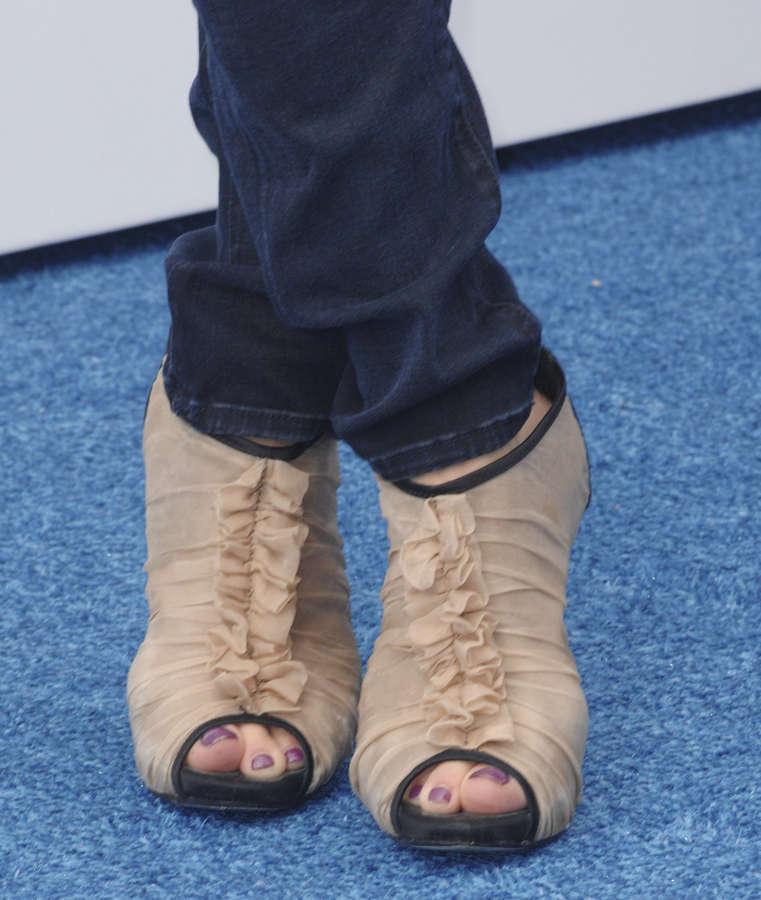 Marcia Gay Harden Feet