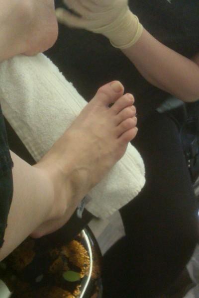 Mistress Absolute Feet