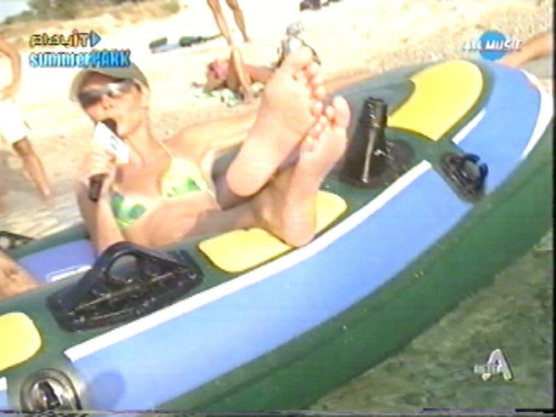 Alessandra Bertin Feet