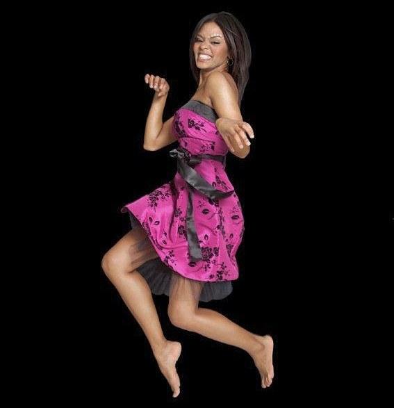 Crystal Donna Roberts Feet
