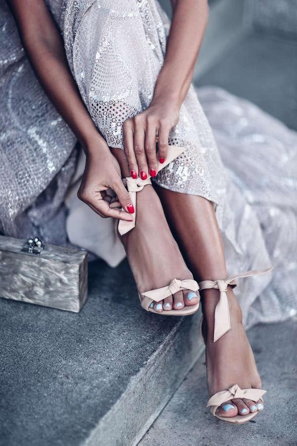 Annabelle Fleur Feet