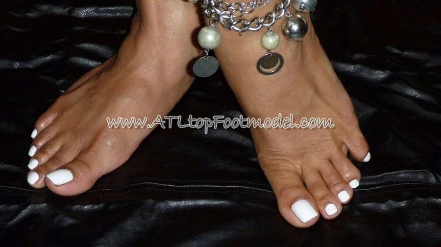 Candy Kane Feet