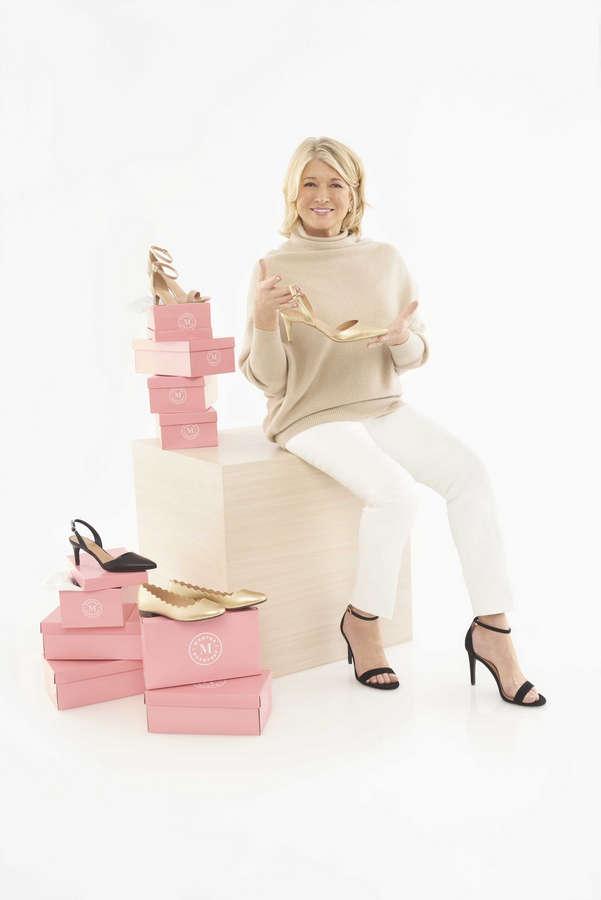 Martha Stewart Feet