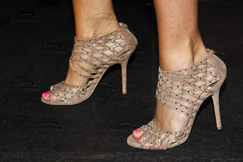 Candy Dulfer Feet