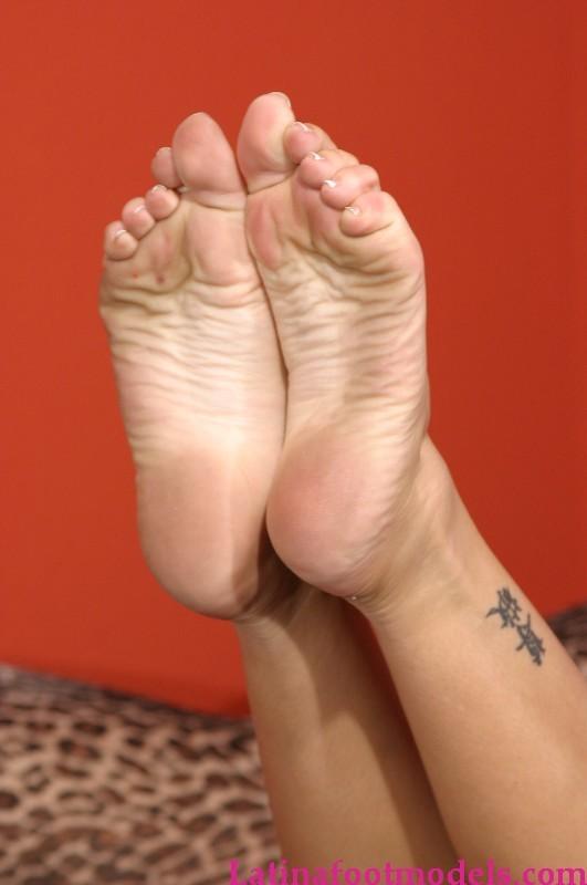 Demi Marx Feet