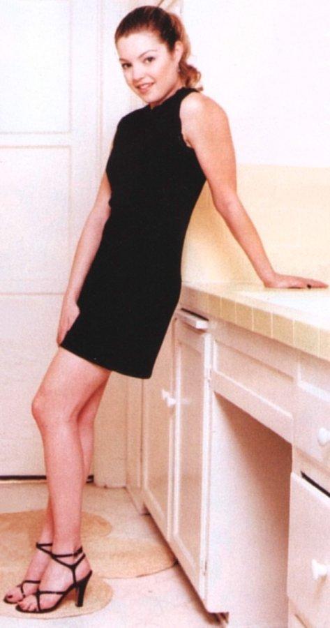 Clare Kramer Feet