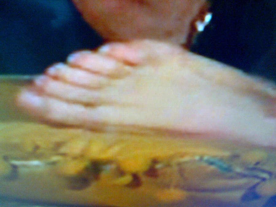 Itati Cantoral Feet