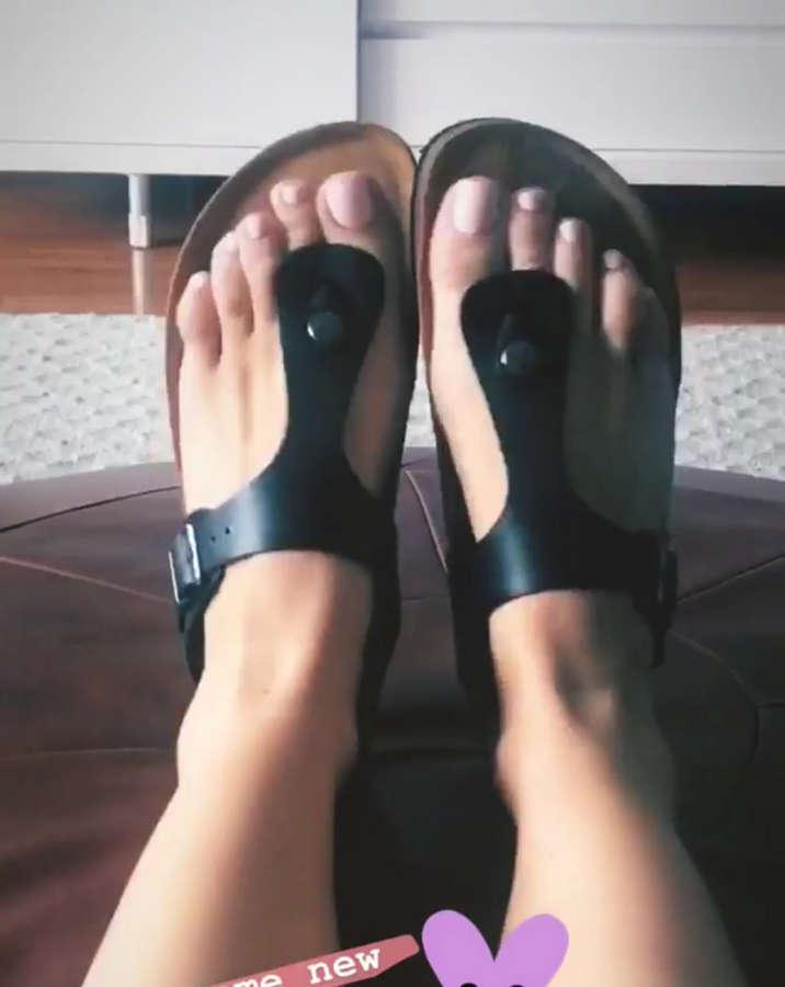 Julie Snook Feet