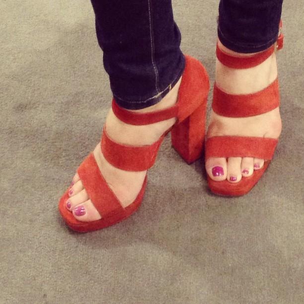 Kristina Zias Feet