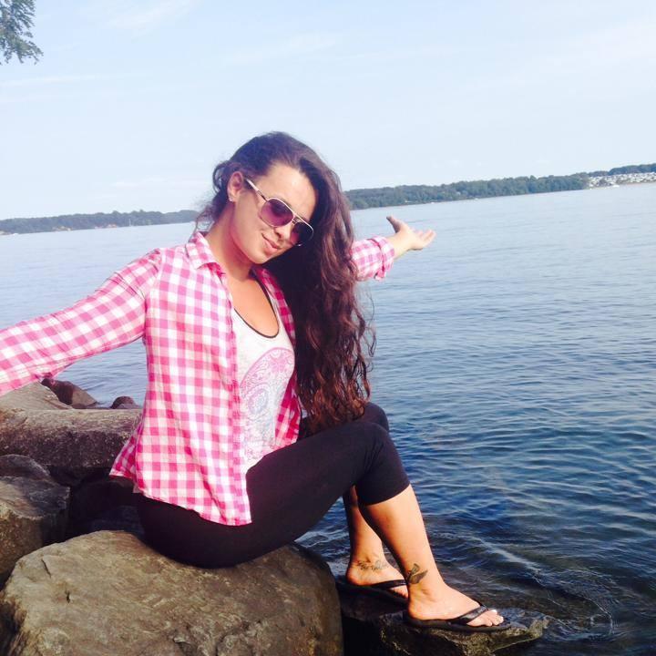 Marianna Kheyfets Feet