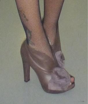 Marina Graziani Feet