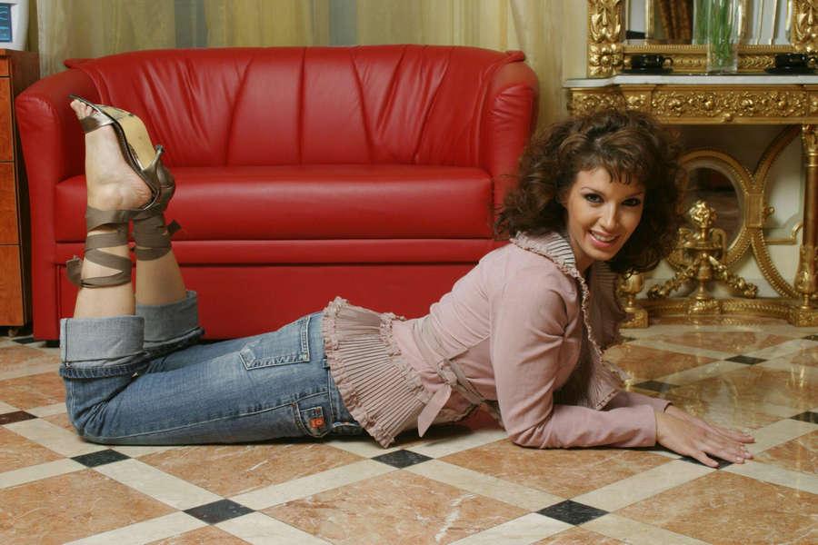 Alina Chivulescu Feet