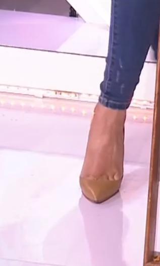 Amelie Neten Feet
