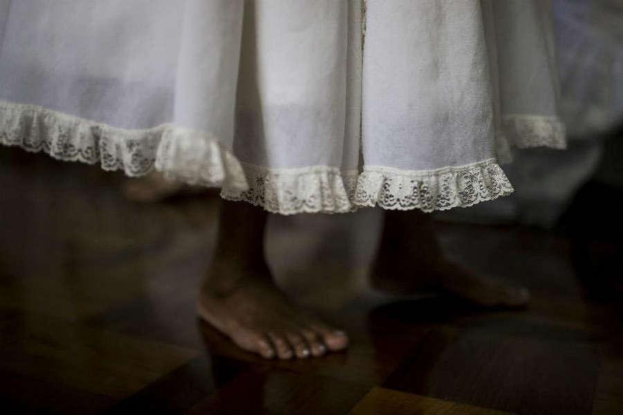Mahany Pery Feet