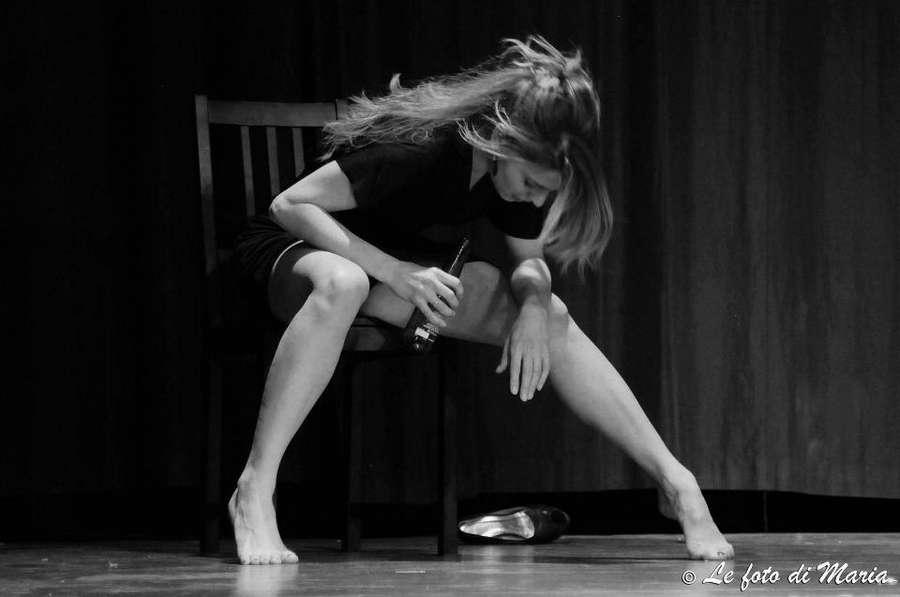 Romina Carancini Feet