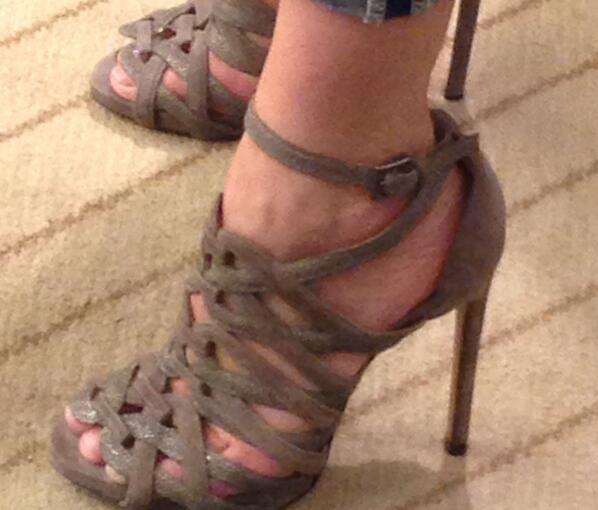 Jennifer Grey Feet