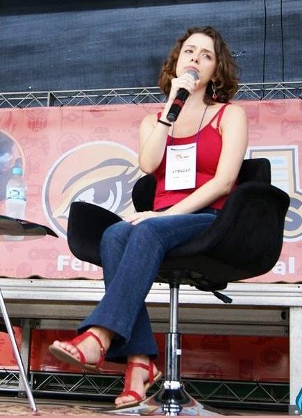 Flavia Narciso Feet