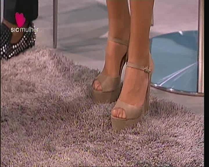 Ana Rita Clara Feet