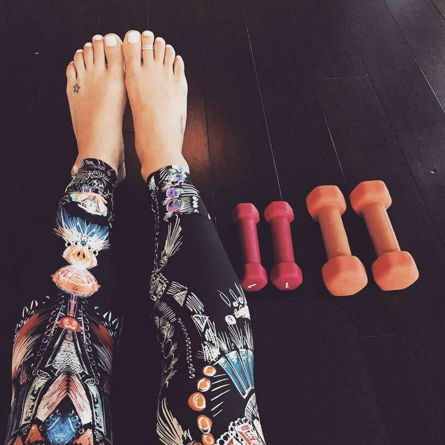 Kirsten Potenza Feet