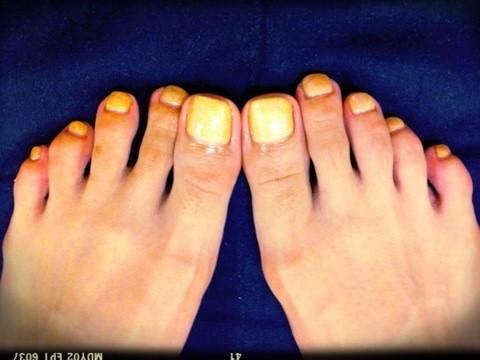 Anna Konno Feet