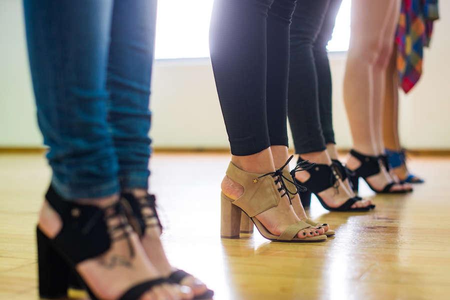 Diana Chaves Feet