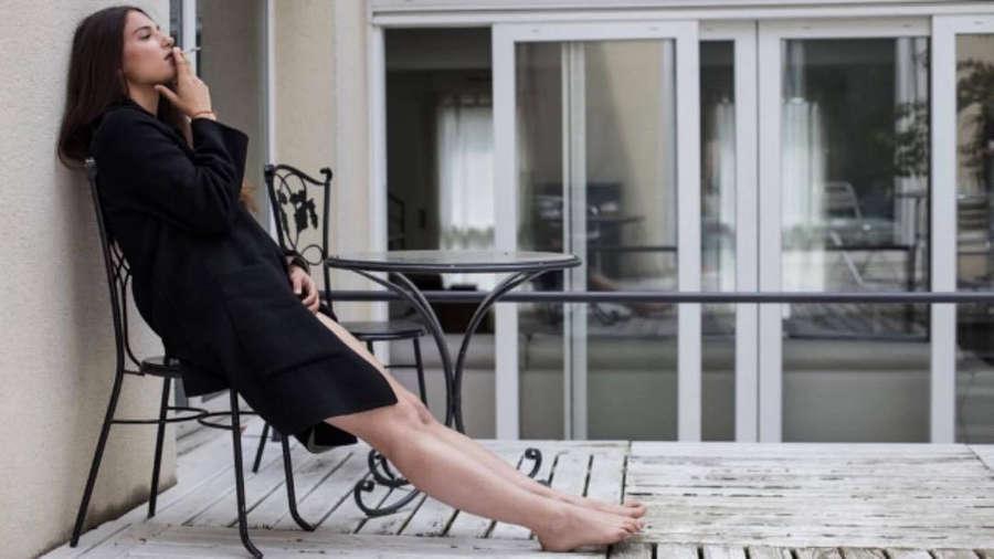 Lucia Passaniti Feet