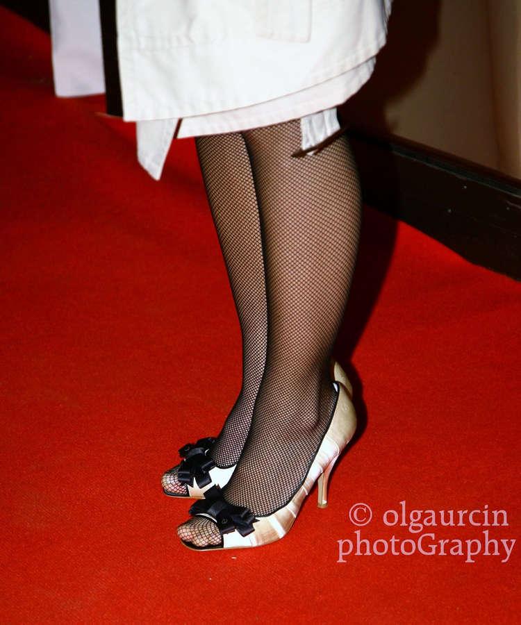 Pelin Karahan Feet