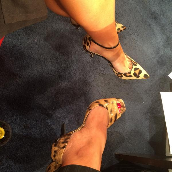 Allison Seymour Feet