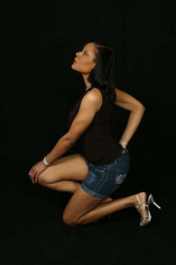 A Michelle Harleston Feet