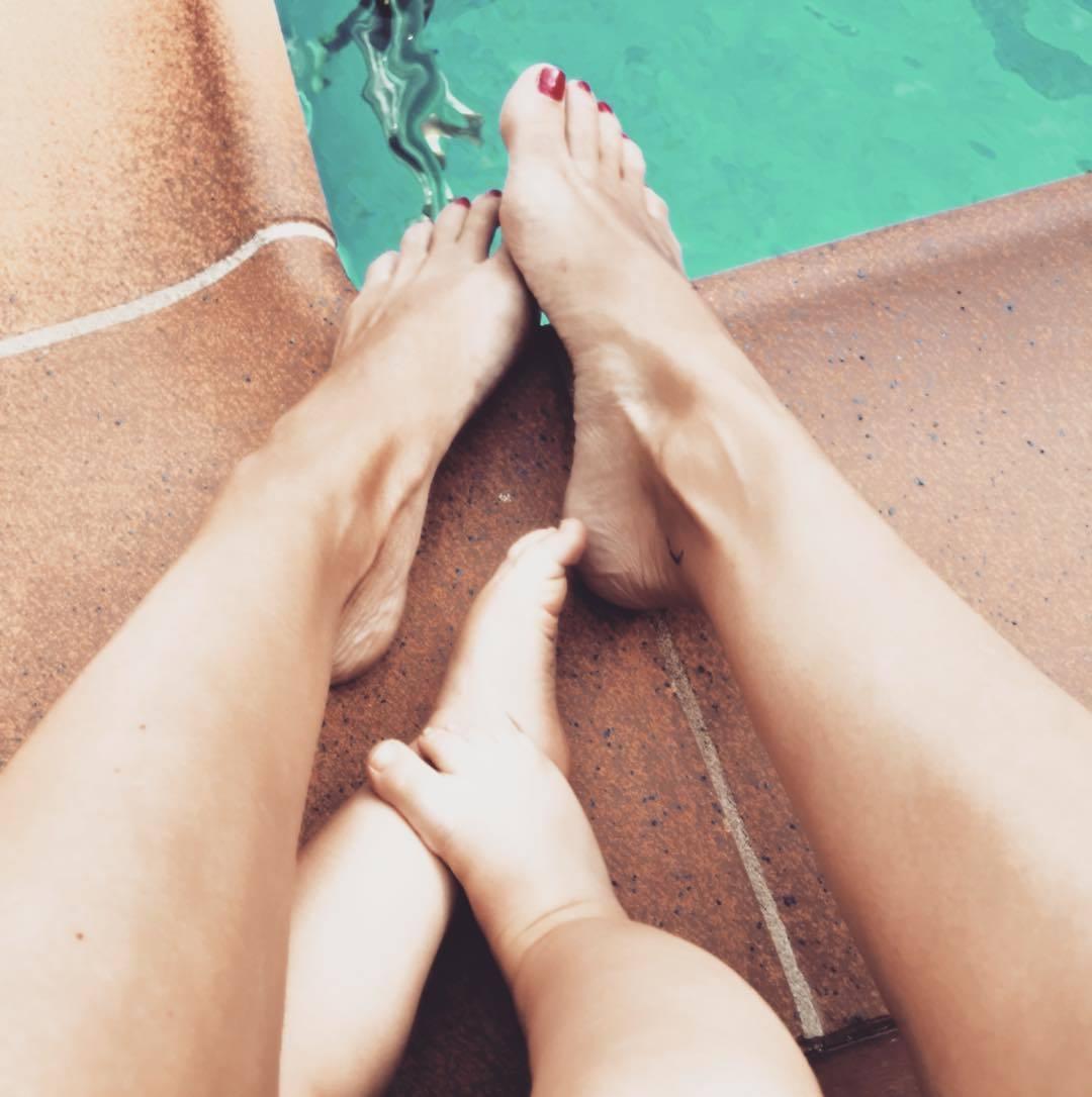 Agnes Marques Feet