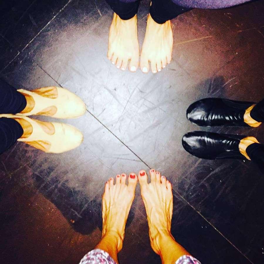 Briana Lane Feet