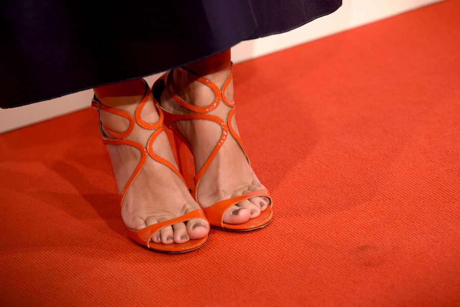 Laia Costa Feet