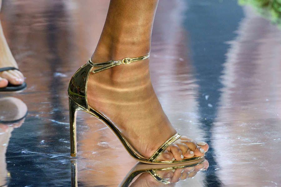 Symone Challenger Feet