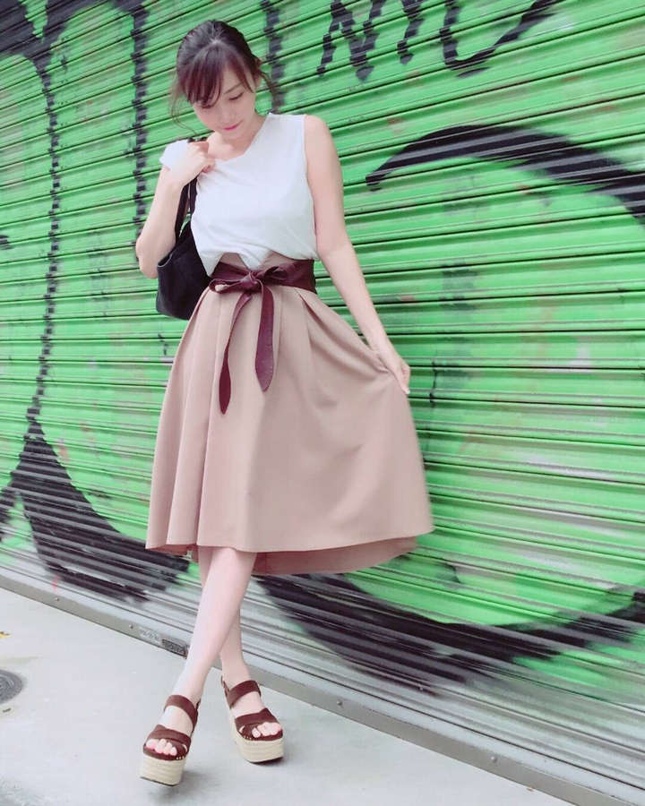 Anri Sugihara Feet