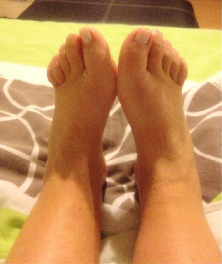 Marisol Santacruz Feet