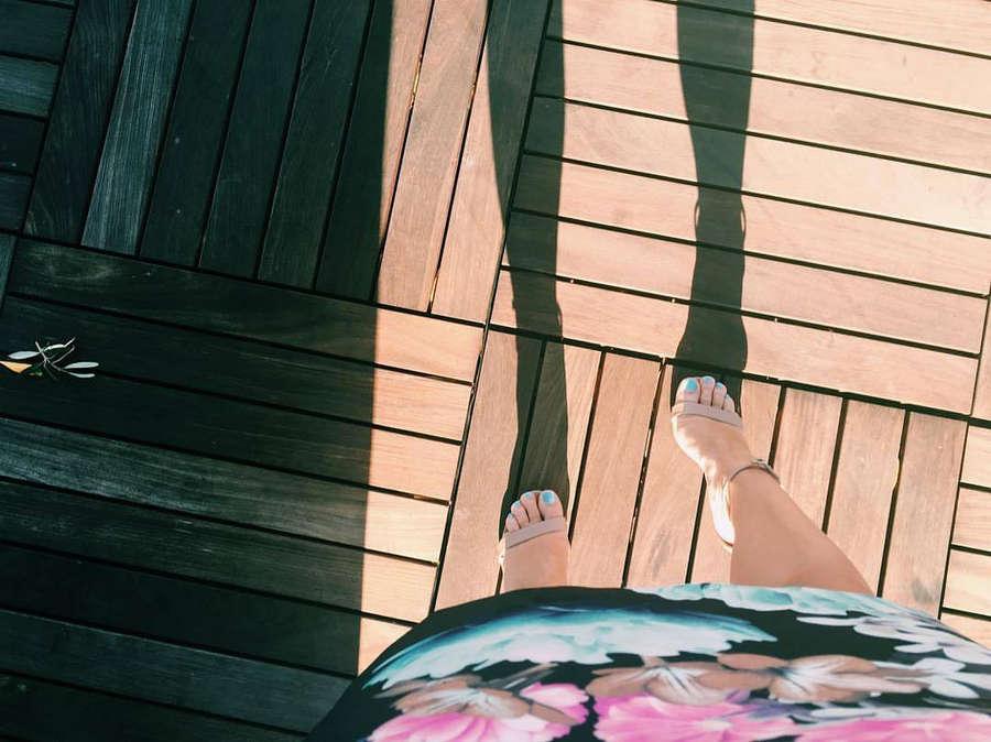 Sophie Reynolds Feet