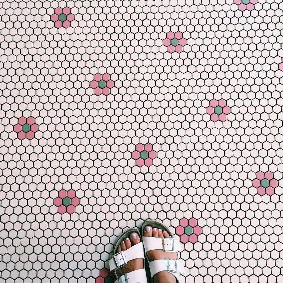 Vanessa Pilon Feet