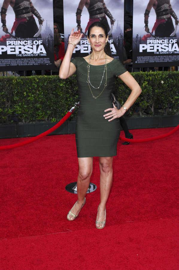 Melina Kanakaredes Feet