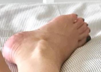 Reina Reech Feet