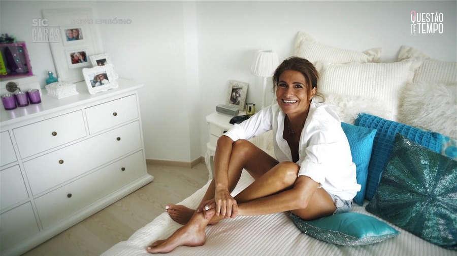 Liliana Campos Feet