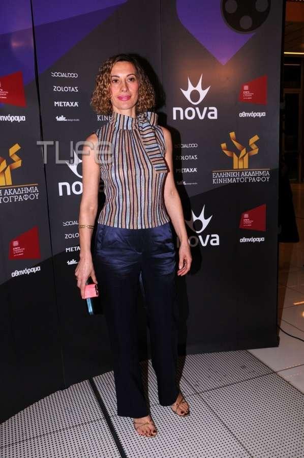 Vicky Volioti Feet