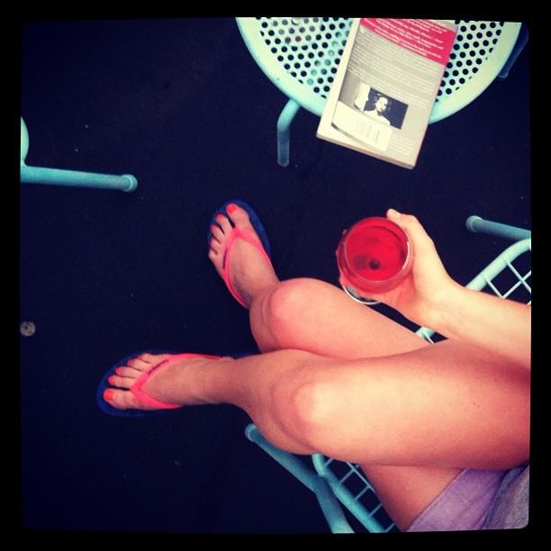 Alexz Johnson Feet