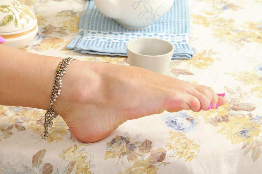 Ananta Shakti Feet