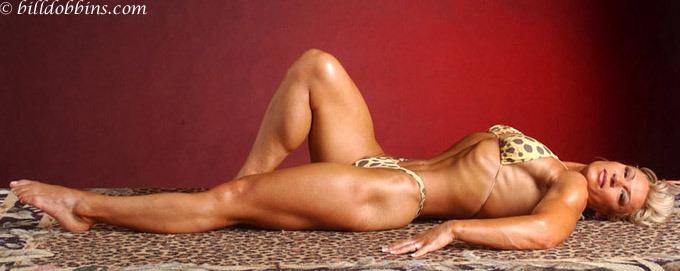 Valentina Chepiga Feet
