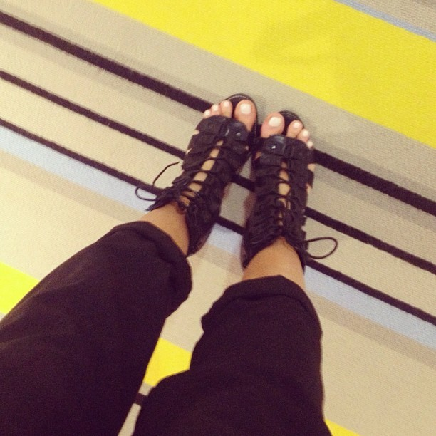 Elle Ferguson Feet