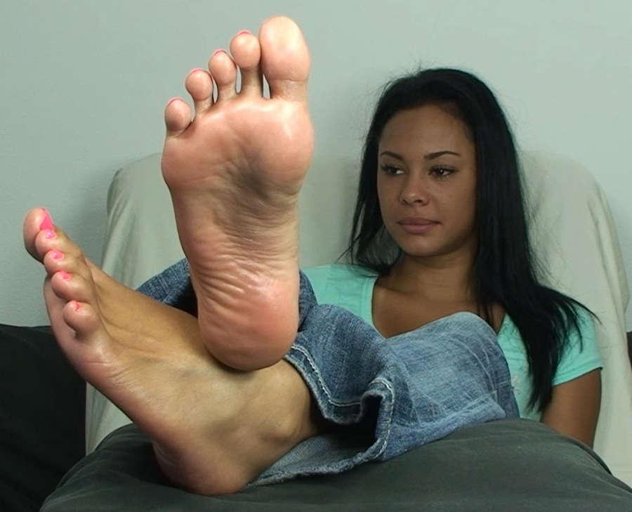 Danica Logan Feet