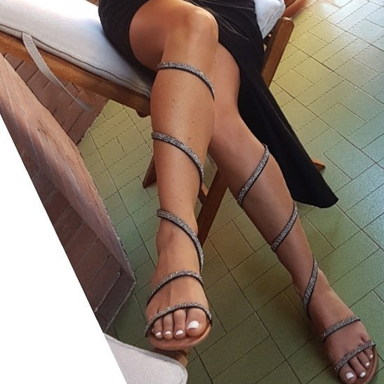 Claudia Ruggeri Feet