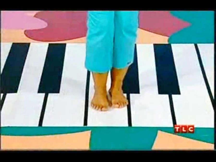 Karla Mosley Feet