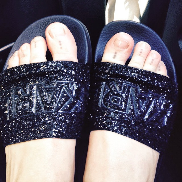 Catherine McNeil Feet