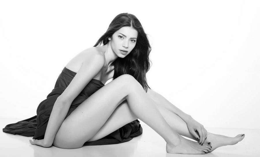 Lavinia Longhi Feet